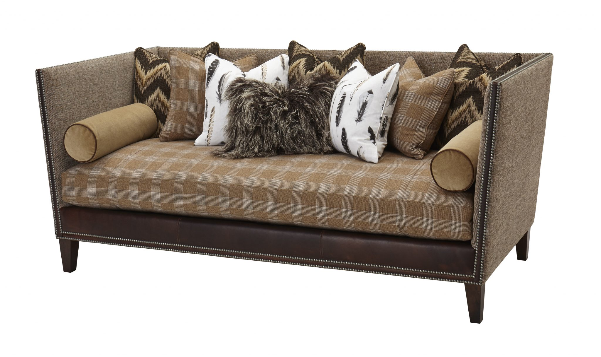 settee what by the pin massoud using awesome leather barbarossa pattern furniture navajo cupboard created